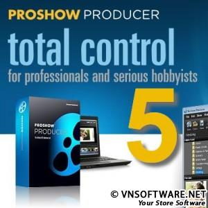 Photodex Proshow Producer 5.0.3026