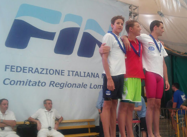 1415 Campionati Regionali Estivi Ragazzi