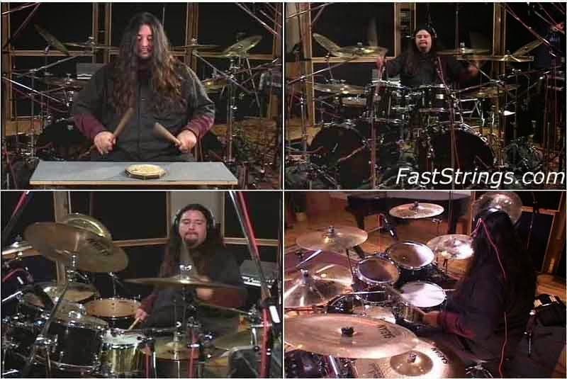Gene Hoglan - The Atomic Clock