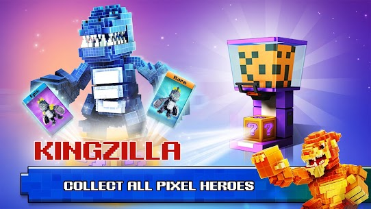 Super Pixel Heroes MOD (Free Shopping) 2
