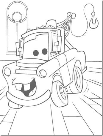 cars jugarycolorear net (3)