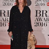 OIC - ENTSIMAGES.COM - Yasmin Le Bon  at the  The BRIT Awards 2016 (BRITs) in London 24th February 2016.  Raymond Weil's  Official Watch and  Timing Partner for the BRIT Awards. Photo Mobis Photos/OIC 0203 174 1069