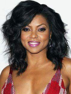 Taraji P. Henson Cute pictures, sweet photos, stylish pics, lovely snaps