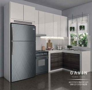 harga furniture dapur minimalis