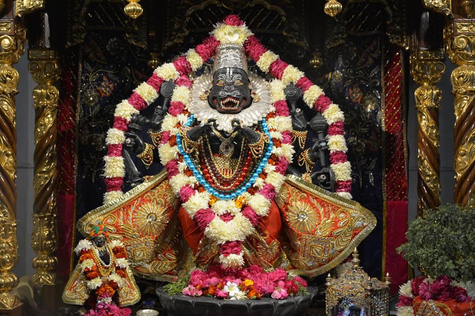 ISKCON Ujjain Deity Darshan 03 Jan 2017 (13)