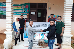 IMAS Lhokseumawe dan Aceh Utara Salurkan Bantuan untuk Korban Banjir