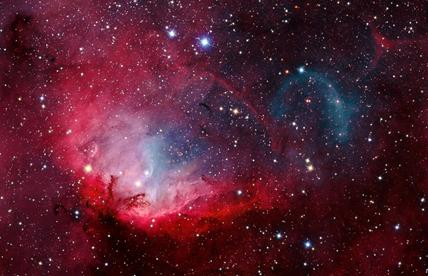 Nebulosa da Tulipa e Cygnus X-1