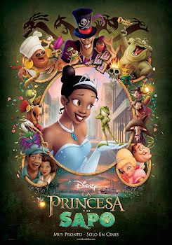 Tiana y el sapo - The Princess and the Frog (2009)
