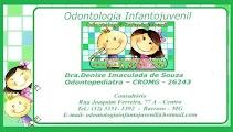 Odontoçogia Infantojuvenil - (32)3351-1392