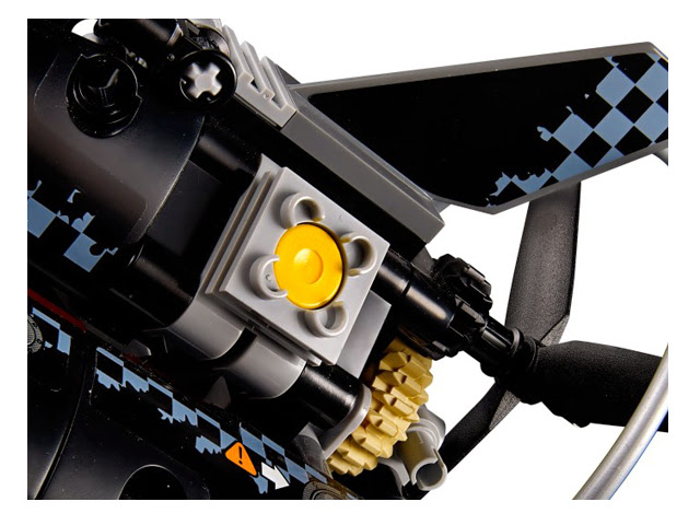 42002 レゴ テクニック ホバークラフト
