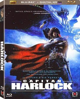 Capitão Harlock : Pirata do Espaço – Torrent BDRip Bluray 1080p Dublado