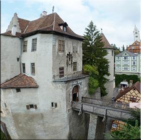 Castillo de Meersburg