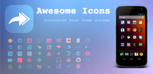 Awesome icons - Apps on Google Play