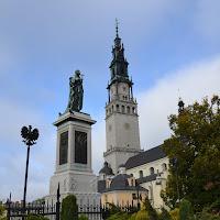 Pielgrzymka - Częstochowa, Św. Anna, Leśniów 10.10.2012
