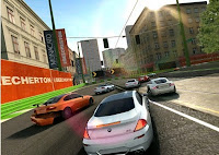 Real Racing 2 iphone Game Walkthrough Gameplay and Review