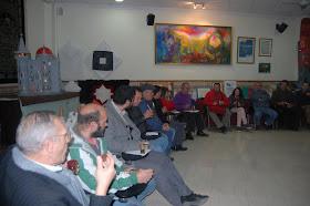 Asamblea Popular Vecinos Orriols. CCIV diciembre 2012