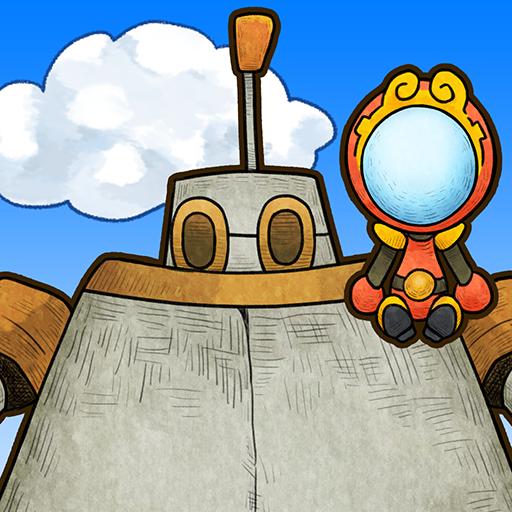 ルナたん ~巨人ルナと地底探検~ 解謎 App LOGO-硬是要APP