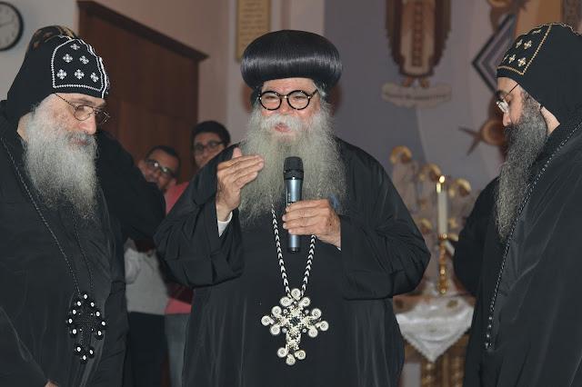 Consecration of Fr. Isaac & Fr. John Paul (monks) @ St Anthony Monastery - IMG_0573.JPG