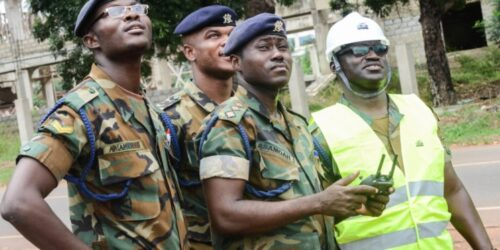 Military Recruit Arrested For Stealing A Mobile Phone During Recruitment Process