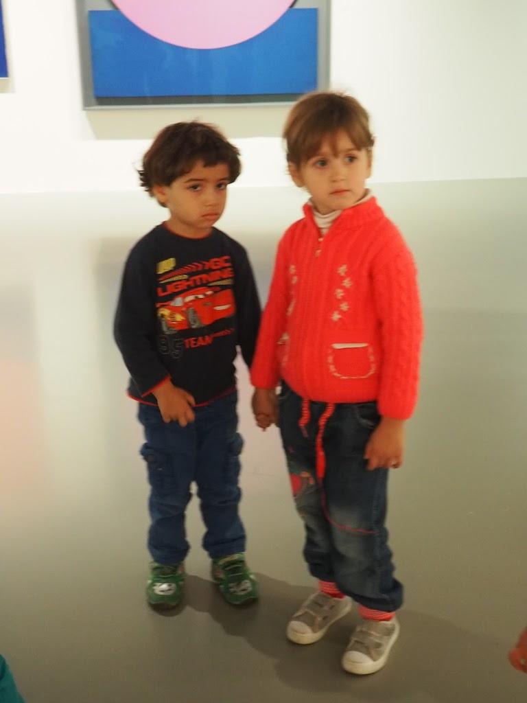 Leefgroep 1 ging naar het museum. - PA200073.JPG