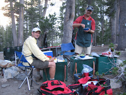 Our guides Ian Elman and Jeff Zotz. These guys are pro!