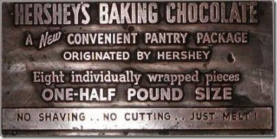 hershey-baking