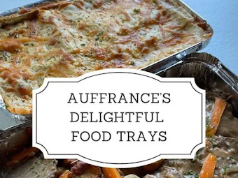 Auffrance's Delightful Food Trays [Review]