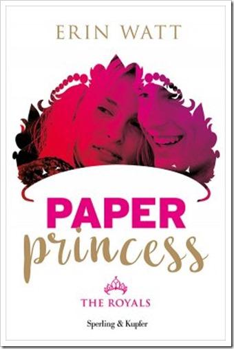 Paper princess cover