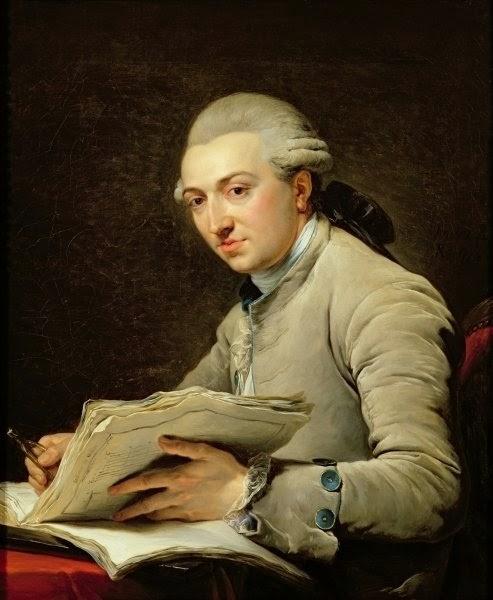 François-André Vincent - Pierre Rousseau