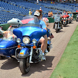 Clearwater Threshers Motorcycle Day