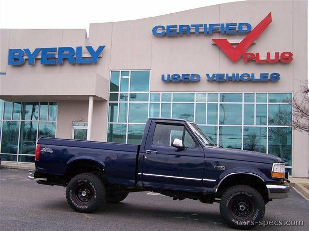 1994 ford f 150 regular cab specifications pictures prices 1994 ford f 150 s extended cab pickup 49l 6 cyl 5 speed manual publicscrutiny Images