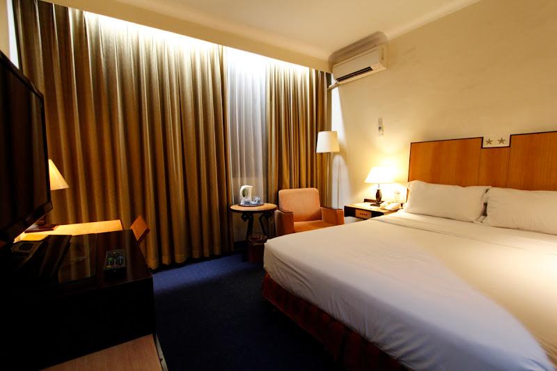 Habitación New Metro Hotel (Semarang)