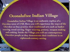 Oconaluftee Indian Village 1750