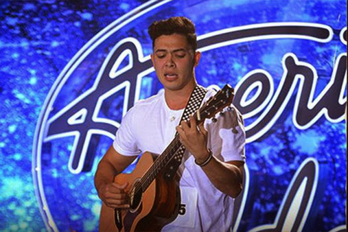 dave lamar auditions on american idol xiv video