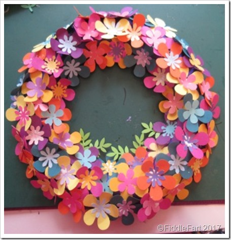 Easter Wreath c