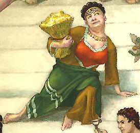 Goddess Demeter, Gods And Goddesses 1