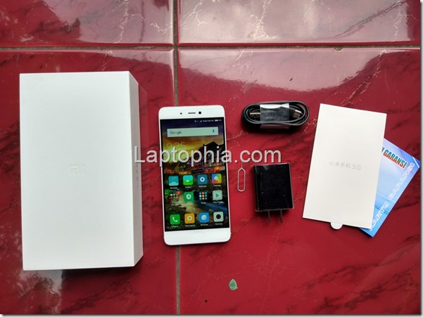 Perlengkapan Xiaomi Mi 5S 64GB