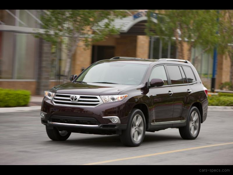 2008 toyota highlander hybrid suv specifications pictures prices. Black Bedroom Furniture Sets. Home Design Ideas
