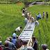 Pembangunan Jembatan Penghubung Pemukiman dengan Lahan Pertanian di Kabandungan