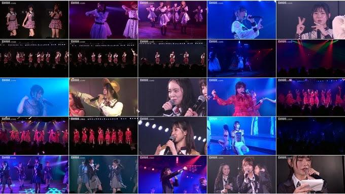 181110 (1080p) AKB48 岡部チームA 「目撃者」公演 千葉恵里 生誕祭