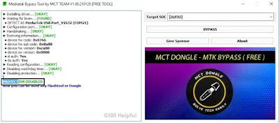 REALME 3 (RMX1825) Pattern Unlock With SP Flash Tool | Free