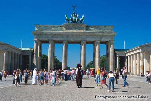 ブランデンブルク門(ベルリン)/イメージ