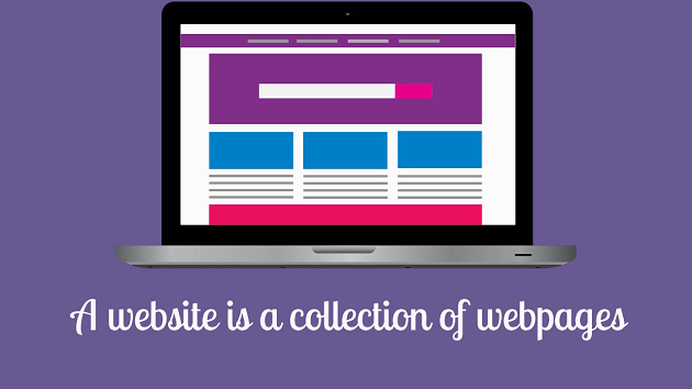 website-collection-of-webpages