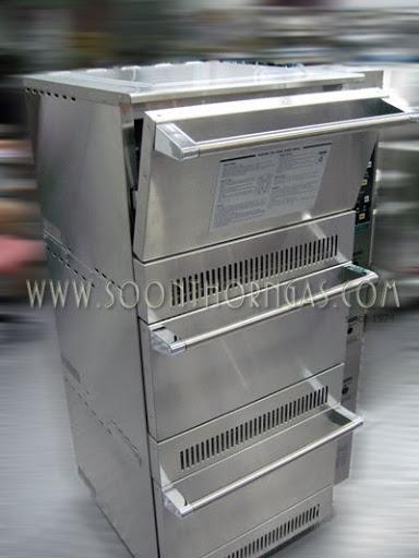หม้อหุงข้าวแก๊ส 3 ชั้น RINNAI รุ่น RRA-153N ขนาด 27 ลิตร