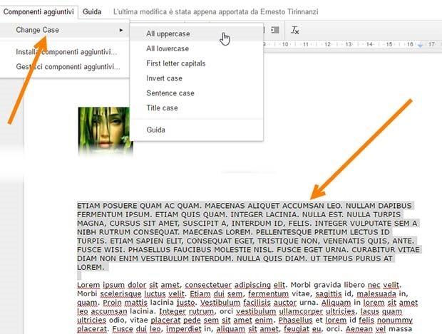 maiuscolo-minuscolo-google-documenti