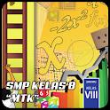 Buku SMP Kelas 8 MTK (Matematika) untuk SMP icon
