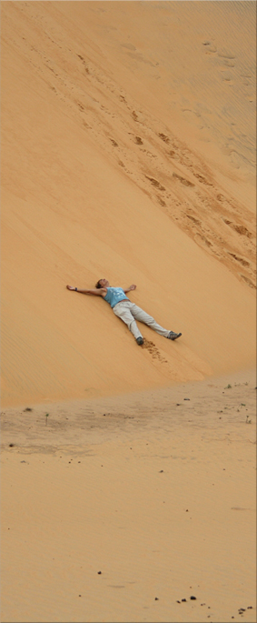 Pa vernos matao - Desierto de Lompoul