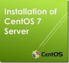 Installation-of-CentOS-7-Server