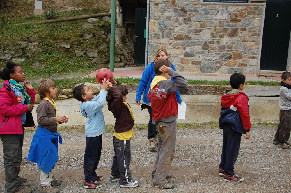 Sortida Castors i Llops a la Roca del Secut 2010 - DSC_0816.JPG
