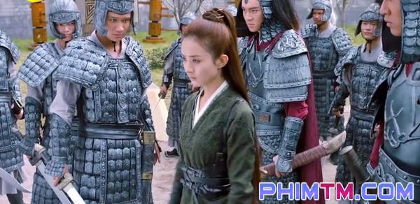"""""""Sở Kiều Truyện"""": Người u mê nhất phim đến giờ là nữ chính Triệu Lệ Dĩnh! - Ảnh 11."""